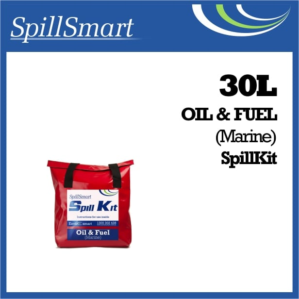 marine oil fuel spill kit